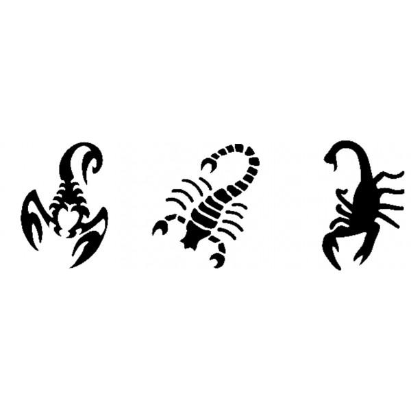 Coloriages à imprimer : Scorpion, numéro : 24613