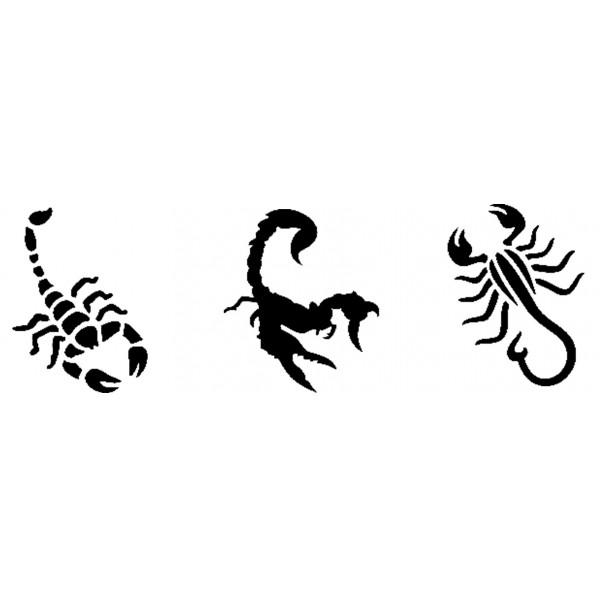 Coloriages à imprimer : Scorpion, numéro : 24618