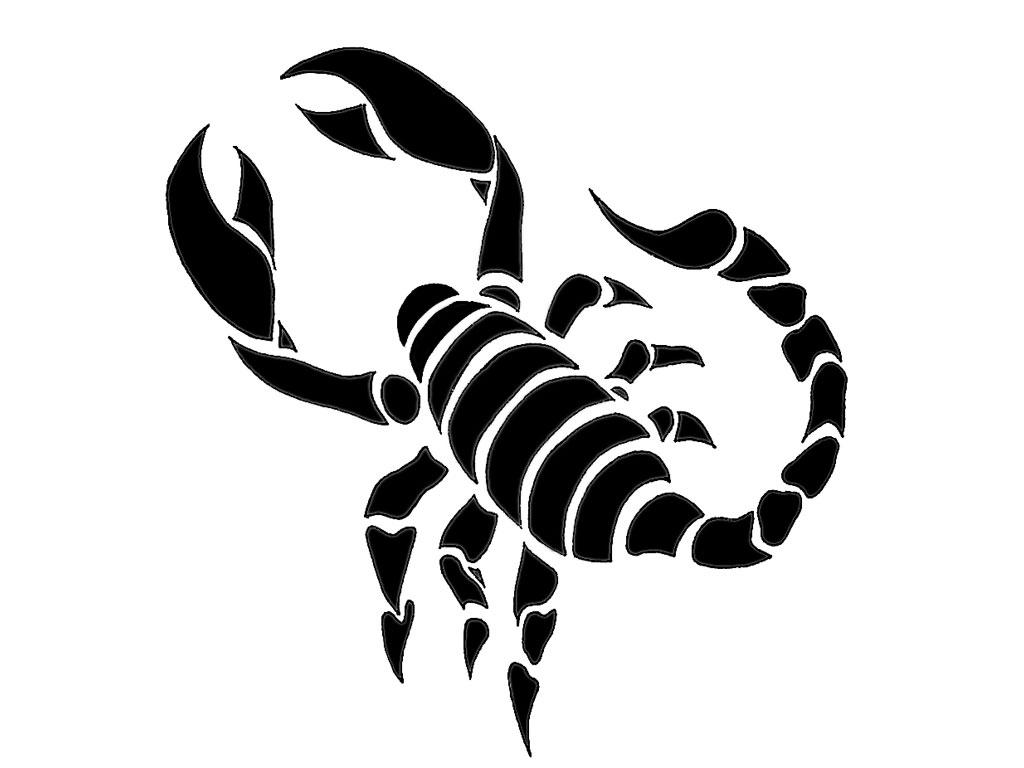 Coloriages à imprimer : Scorpion, numéro : cfba9865