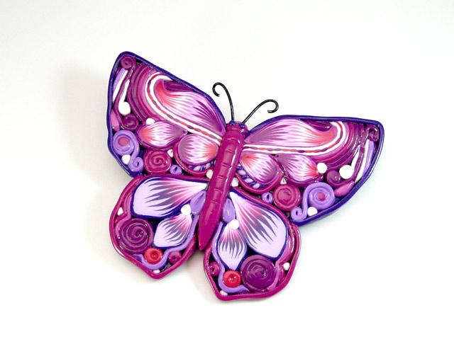 Dessins En Couleurs A Imprimer Papillon Numero 494000