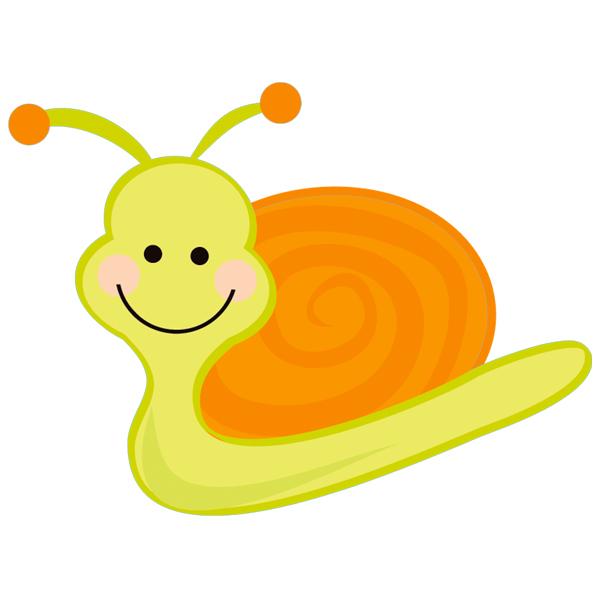 Dessins en couleurs à imprimer : Escargot, numéro : 579790