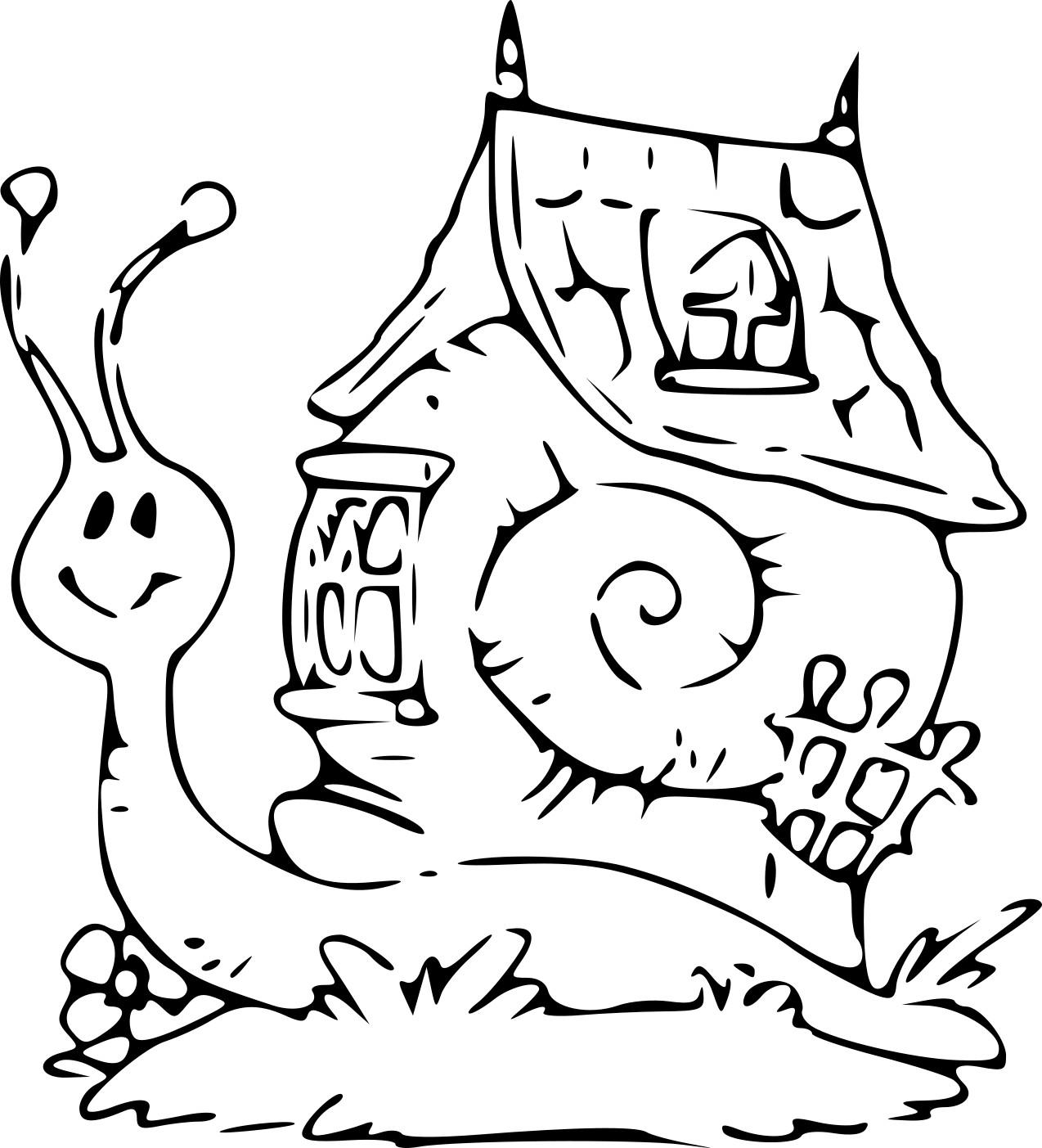 Coloriages à imprimer : Escargot, numéro : 67923966