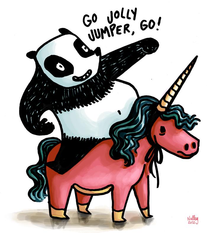 Dessins En Couleurs A Imprimer Panda Numero 606588