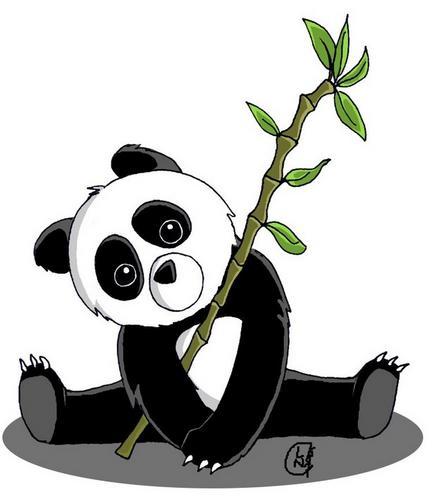 Dessins En Couleurs à Imprimer Panda Numéro 626680