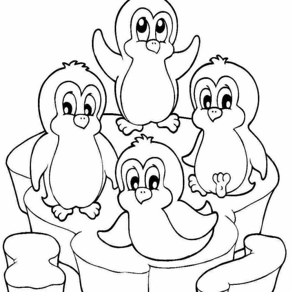 Coloriages à imprimer : Pinguoin, numéro : 1169850