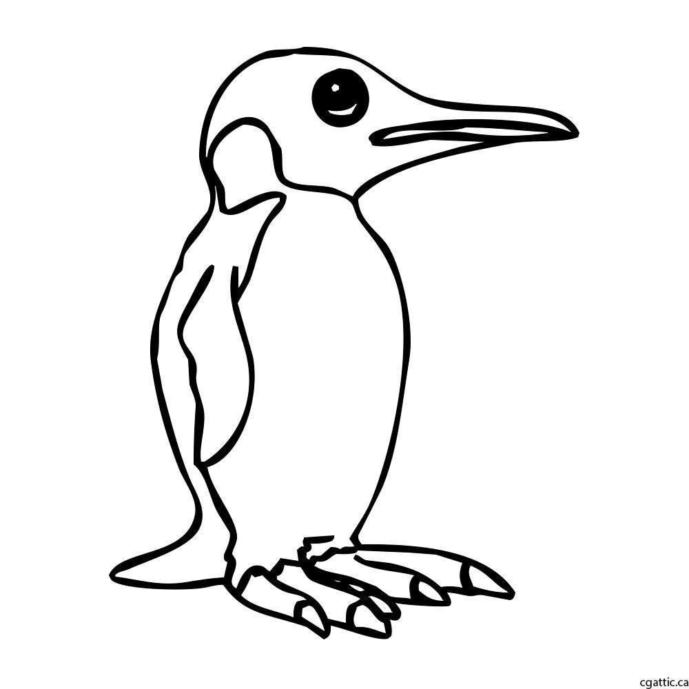 Coloriages à imprimer : Pinguoin, numéro : 24749da2