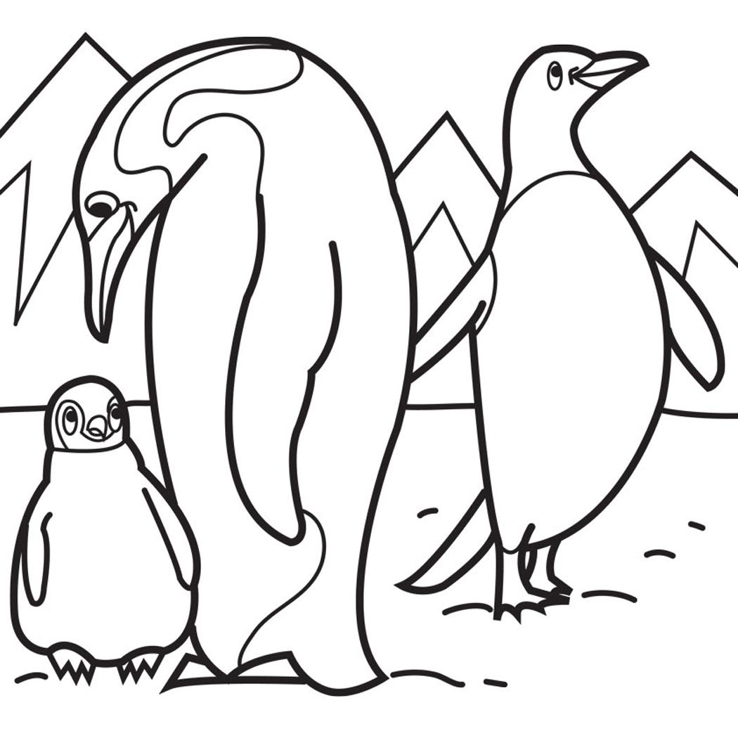 Coloriages à imprimer : Pinguoin, numéro : 25f62741