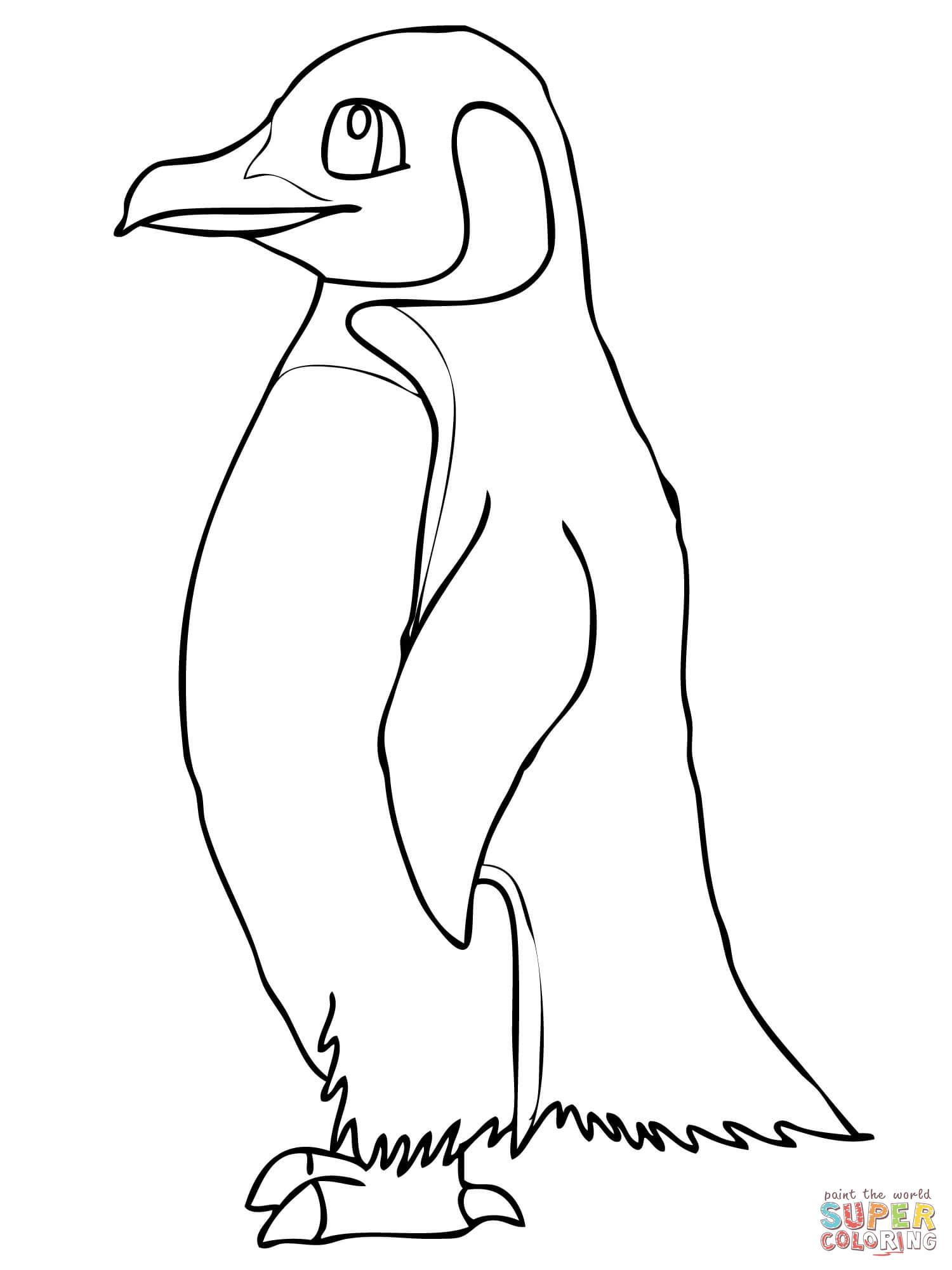 Coloriages à imprimer : Pinguoin, numéro : 2792456e