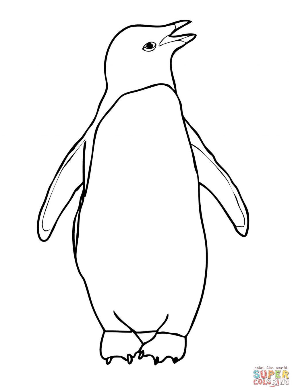 Coloriages à imprimer : Pinguoin, numéro : 2b1d85aa