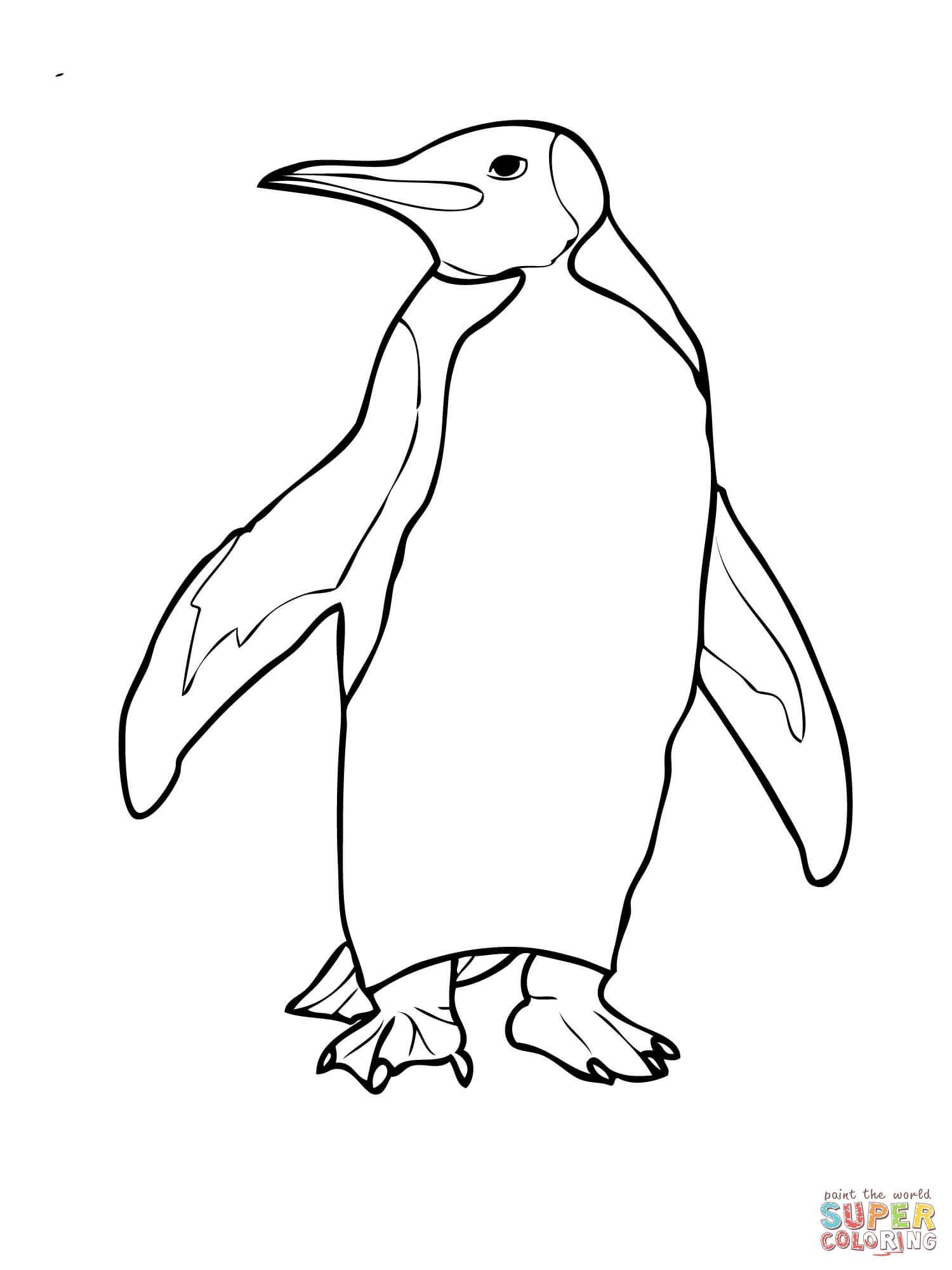 Coloriages à imprimer : Pinguoin, numéro : 31bc2fe7
