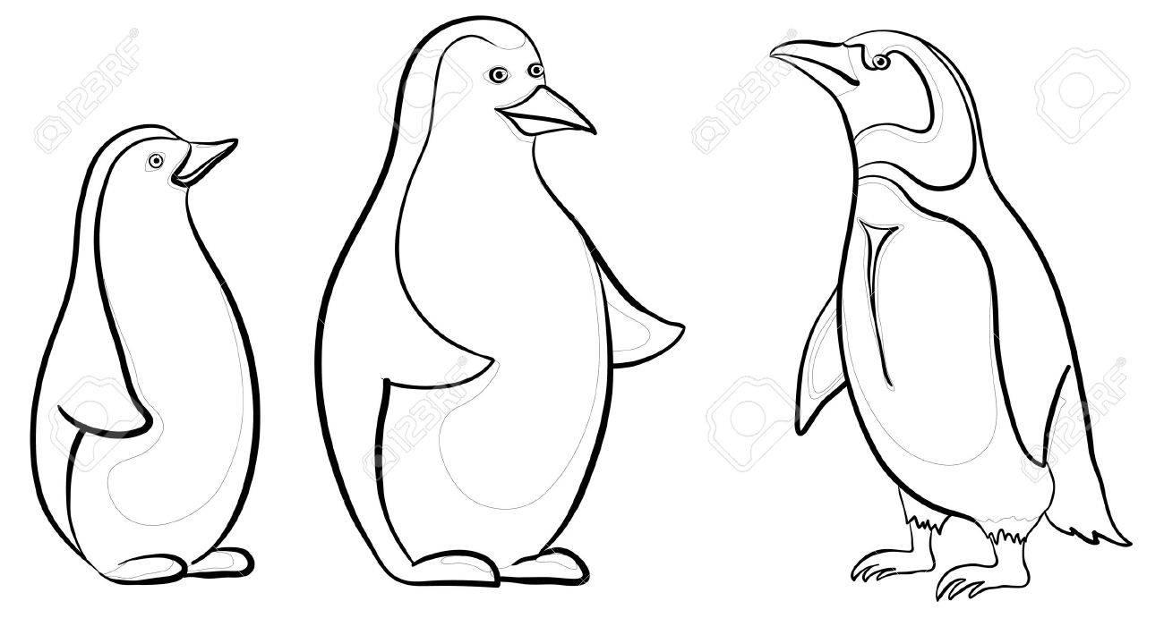 Coloriages à imprimer : Pinguoin, numéro : 3bc83888