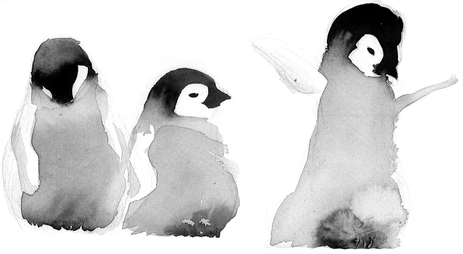 Coloriages à imprimer : Pinguoin, numéro : 608175