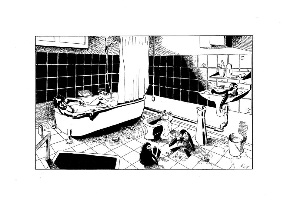 Coloriages à imprimer : Pinguoin, numéro : 614138