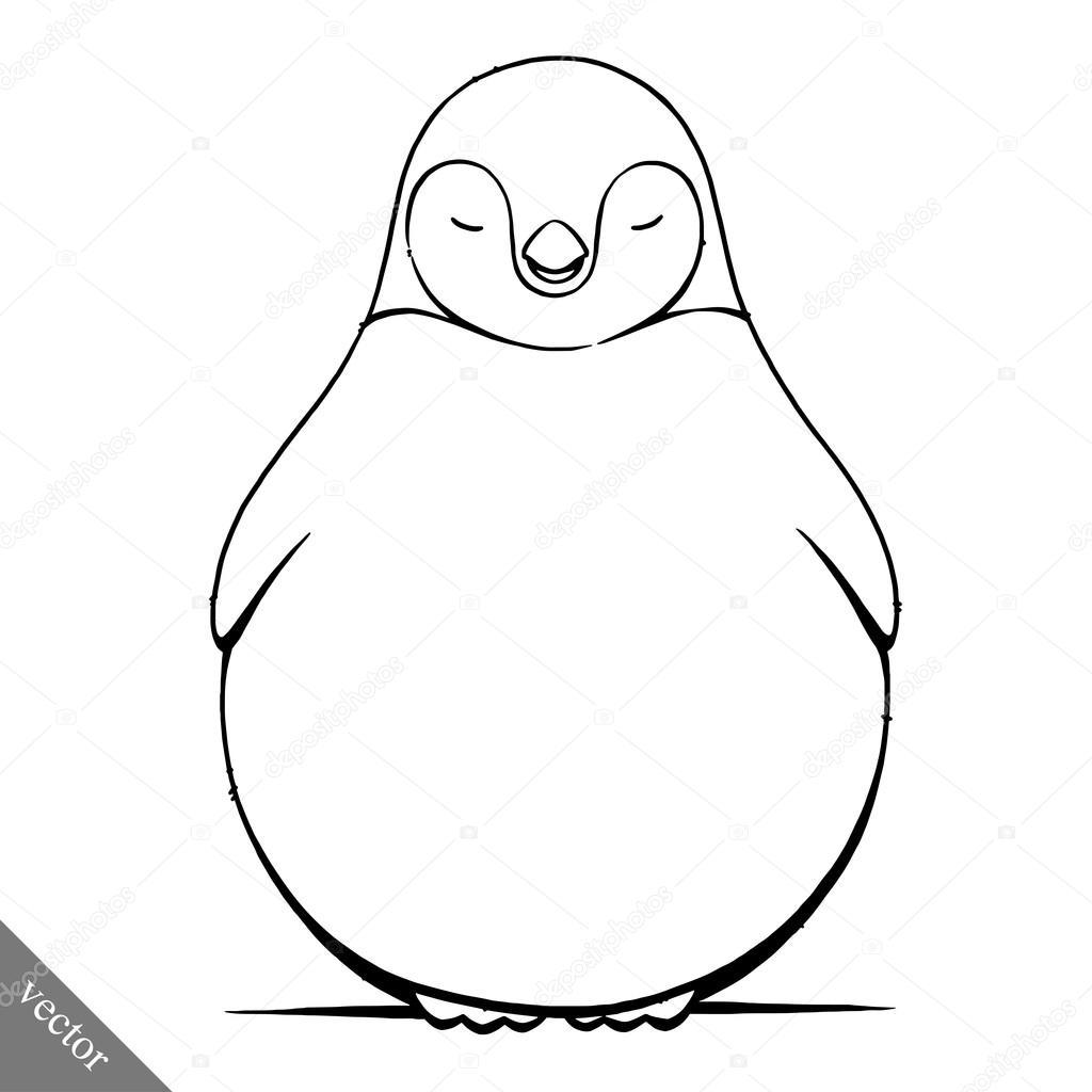 Coloriages à imprimer : Pinguoin, numéro : 89159e05