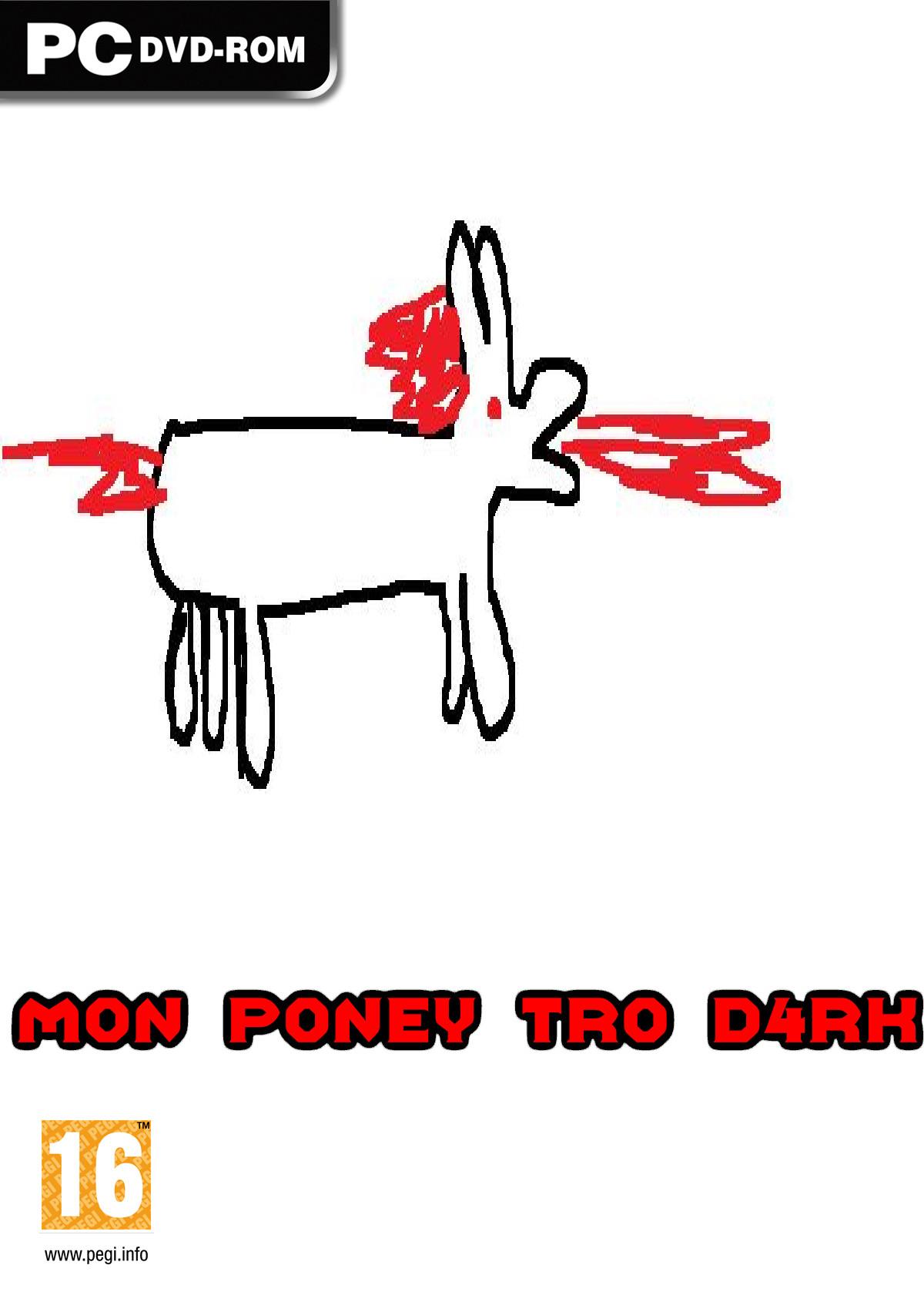 Dessins en couleurs à imprimer : Poney, numéro : 117816