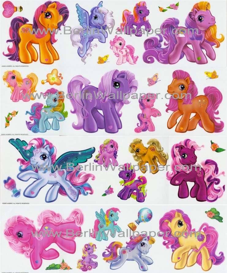Dessins en couleurs à imprimer : Poney, numéro : 117834