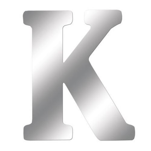 Dessins En Couleurs à Imprimer Lettre K Numéro 500012