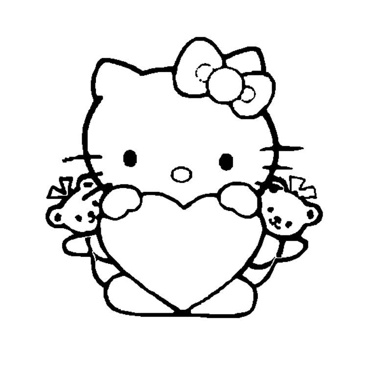 Coloriages à imprimer : Coeur, numéro : 17011