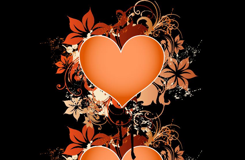 Dessins En Couleurs à Imprimer Coeur Numéro 20964