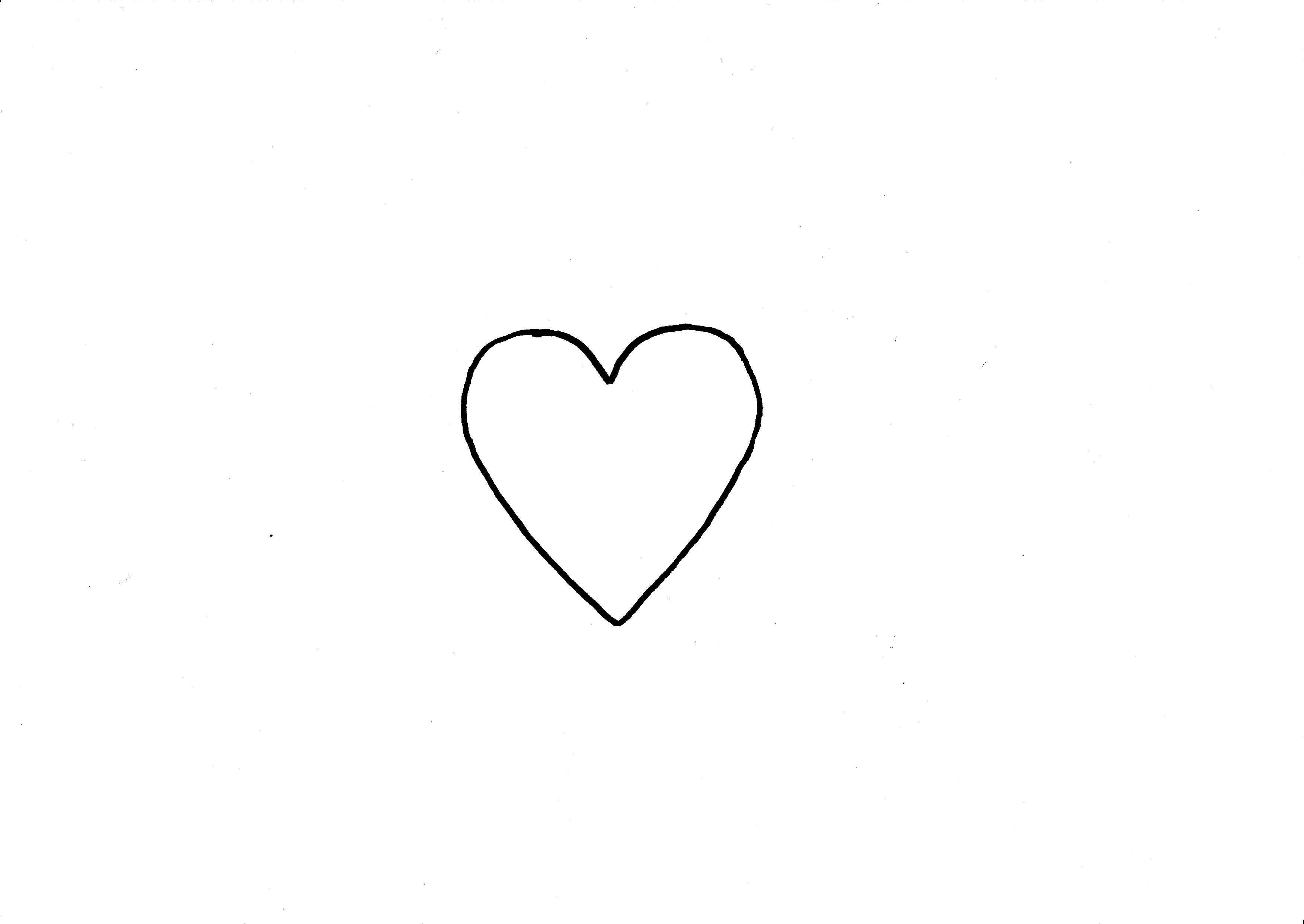 Coloriages à imprimer : Coeur, numéro : 755131