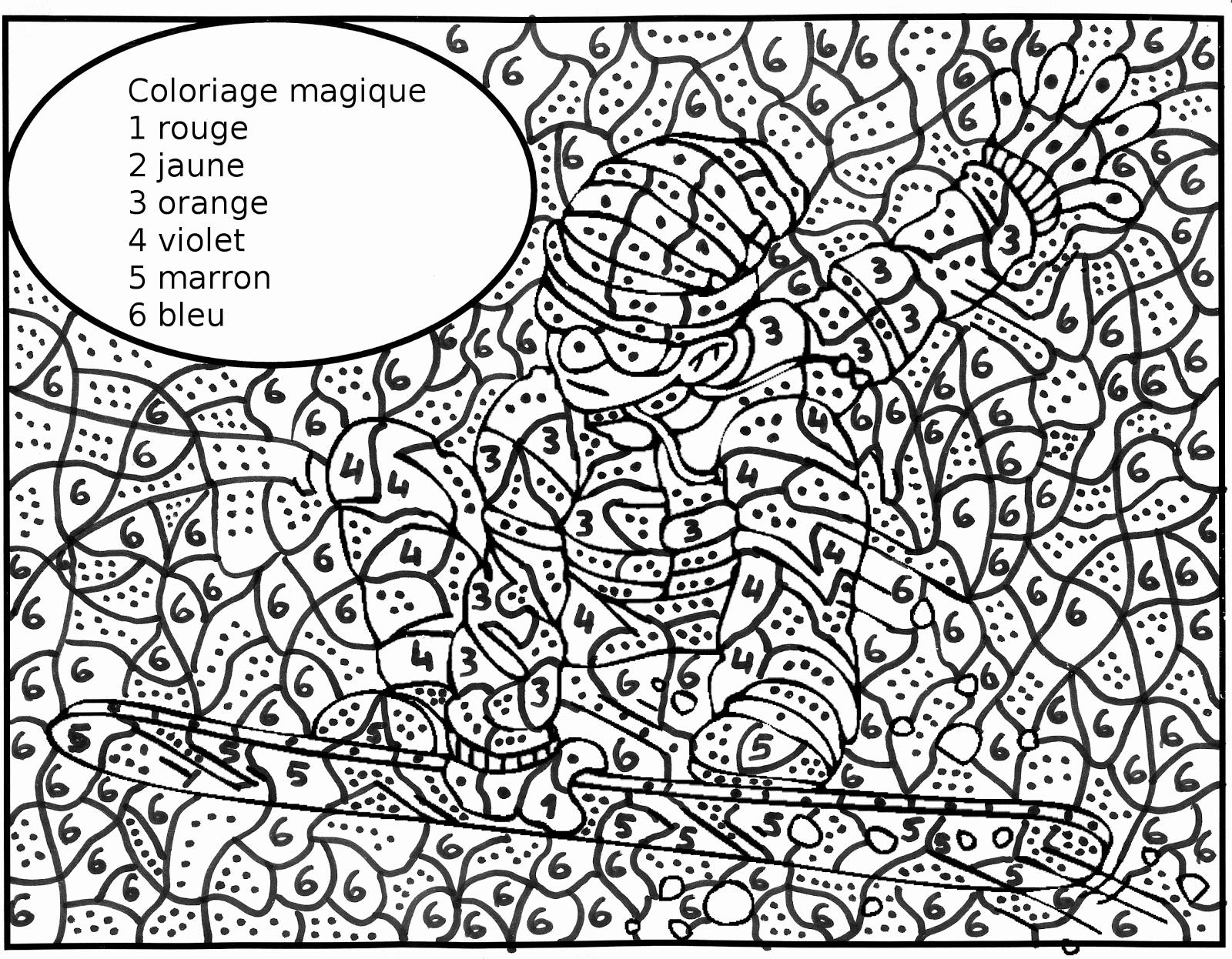 Coloriages à imprimer : Coloriages magiques, numéro : 151aa5ed