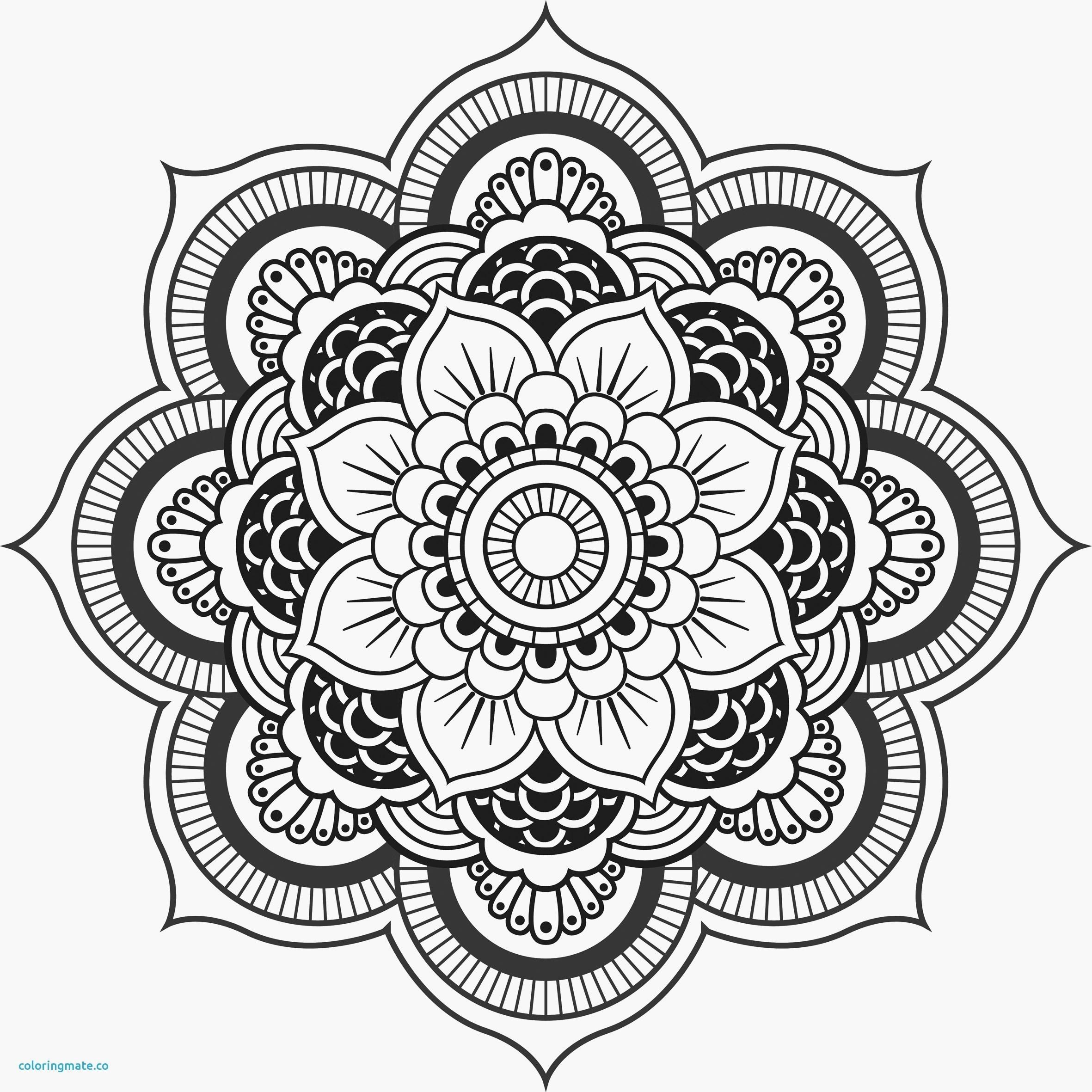 Coloriages à imprimer : Mandalas, numéro : 1615f794