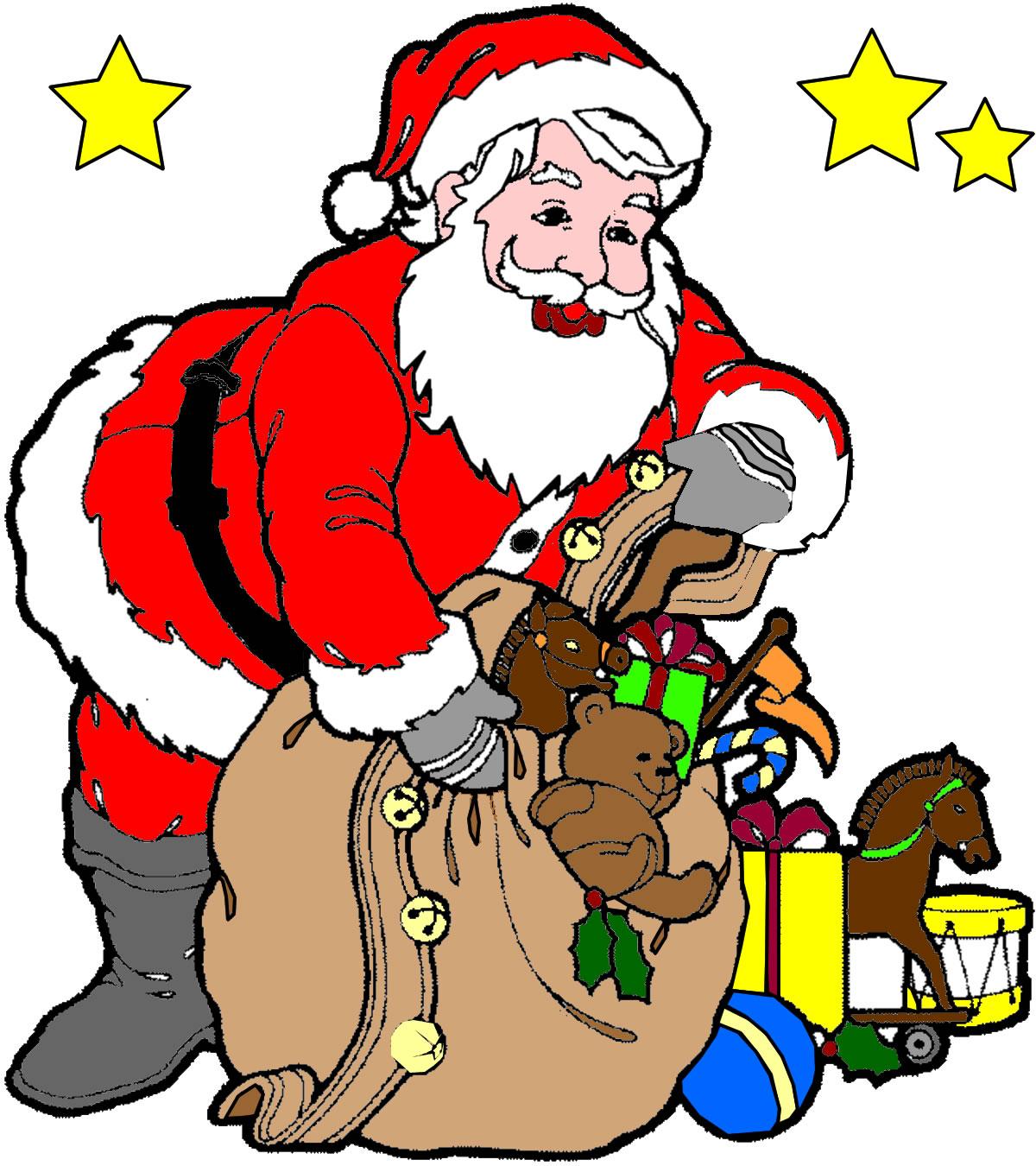 Doc Dessin Joyeux Noel En Couleur