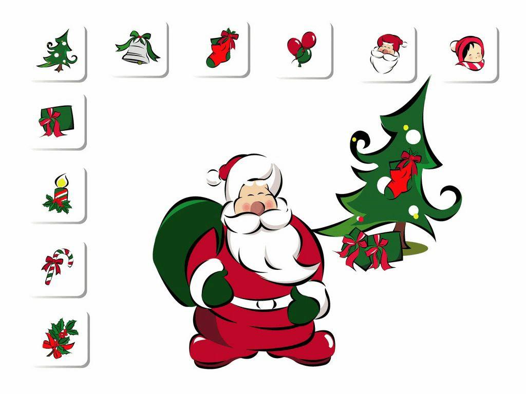 Rtf Dessin Joyeux Noel En Couleur