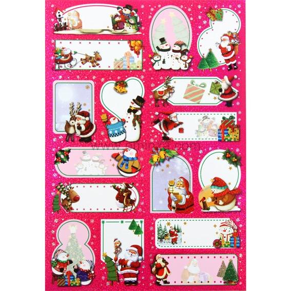 Dessins En Couleurs à Imprimer Cadeau De Noël Numéro 46835
