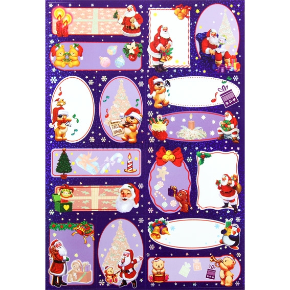 Dessins En Couleurs à Imprimer Cadeau De Noël Numéro 46971