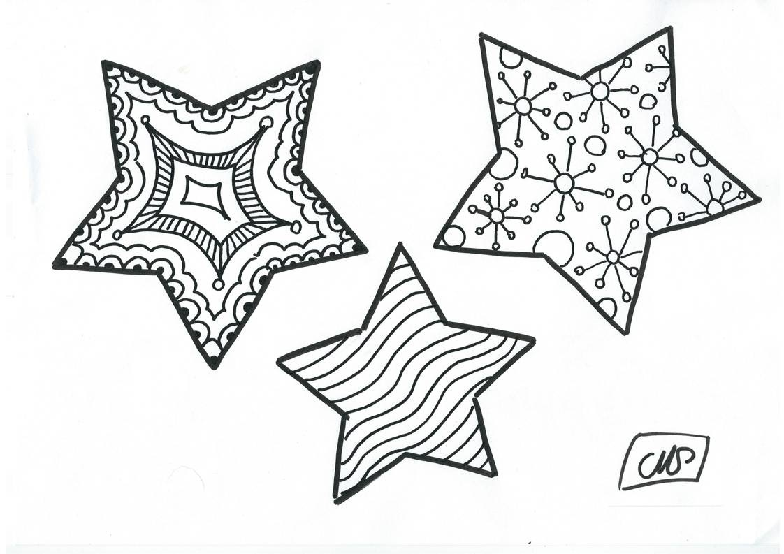 Coloriages à imprimer : Etoile filante, numéro : b759eb4c
