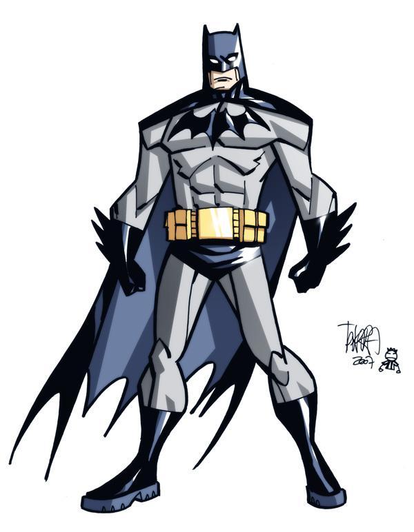 Dessins en couleurs à imprimer : Batman, numéro : 9880
