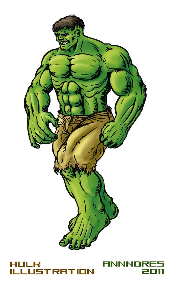 Dessins En Couleurs à Imprimer Hulk Numéro 19966