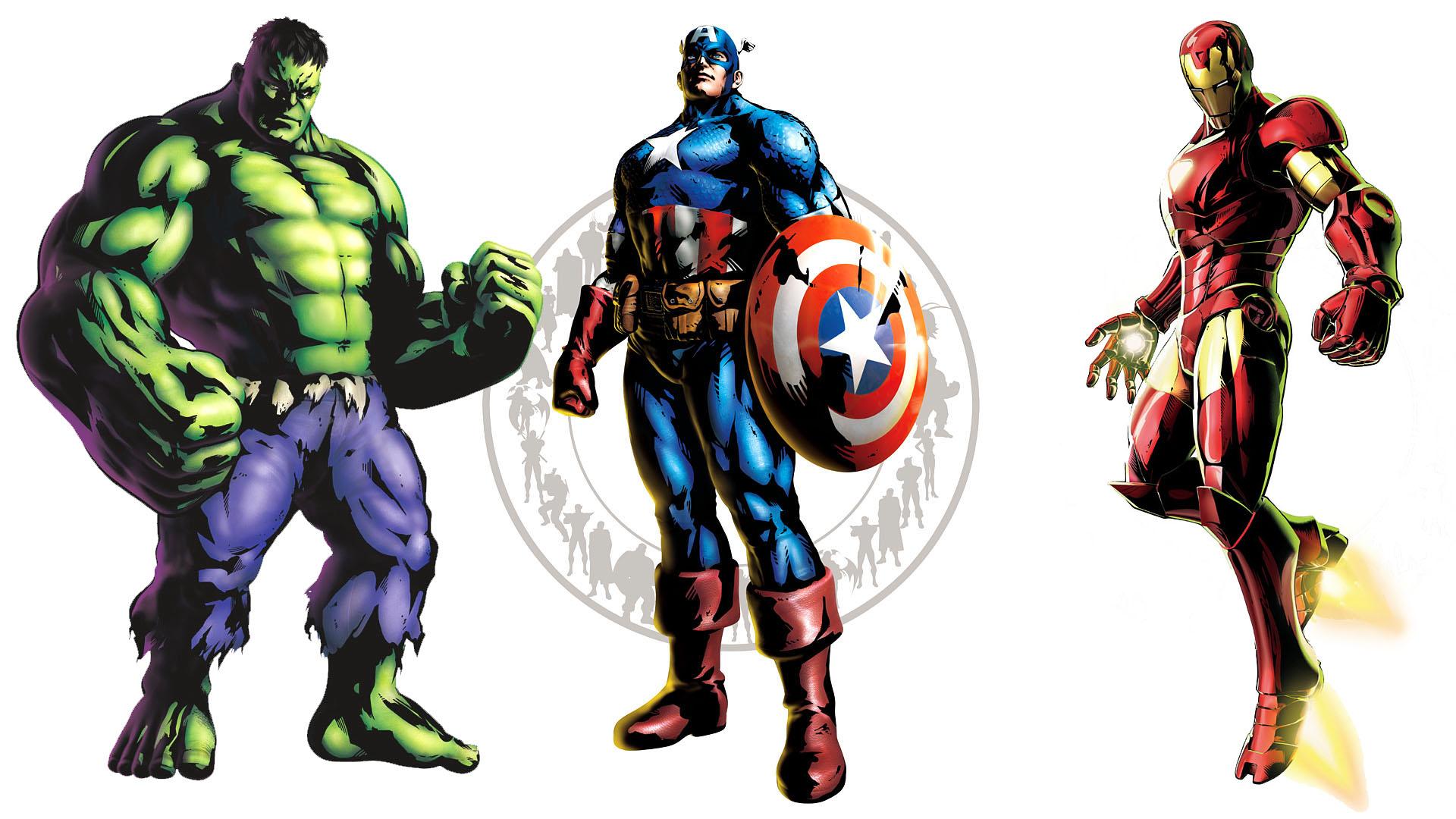 Dessins En Couleurs à Imprimer Hulk Numéro 26273
