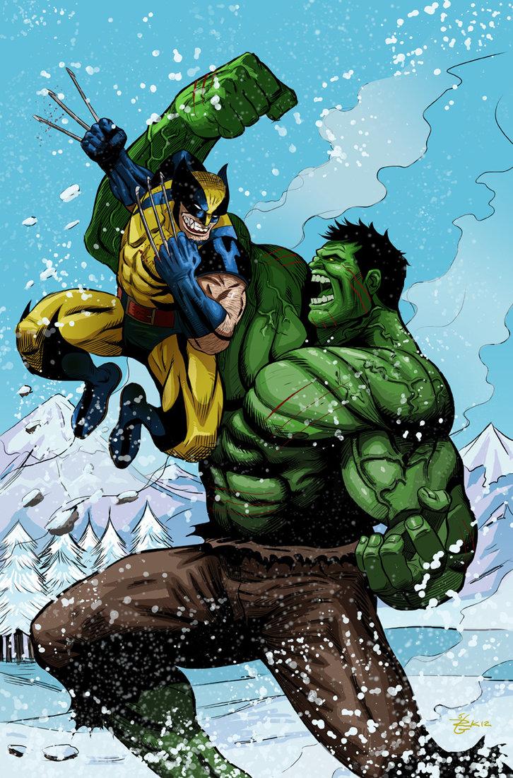 Dessins en couleurs à imprimer : Hulk, numéro : 499896
