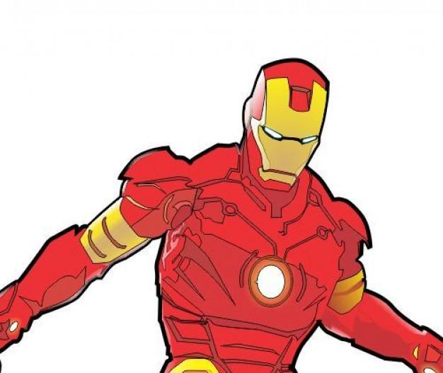 Dessins En Couleurs à Imprimer Iron Man Numéro 156300