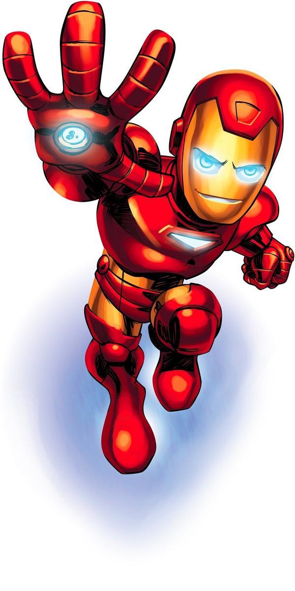 Dessins En Couleurs à Imprimer Iron Man Numéro 156308