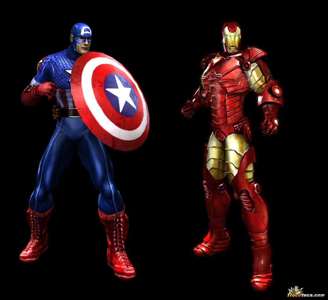 Dessins En Couleurs à Imprimer Iron Man Numéro 22176