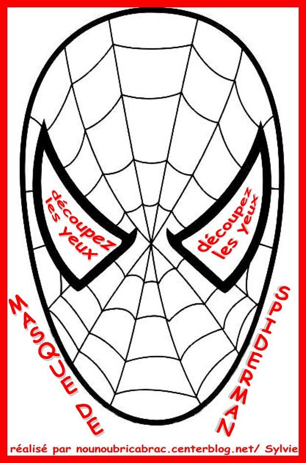 Dessins En Couleurs A Imprimer Spiderman Numero 18840