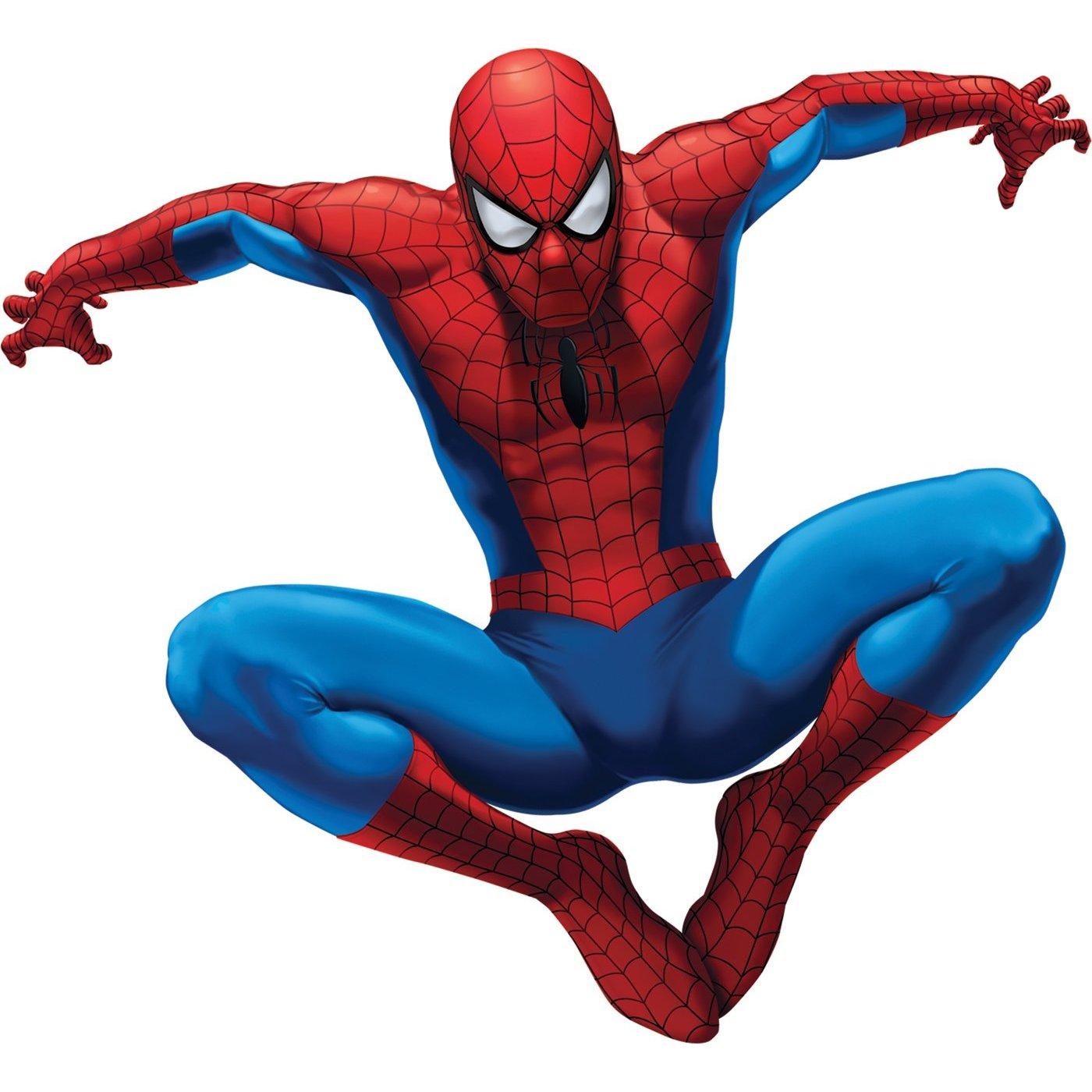 Dessins En Couleurs A Imprimer Spiderman Numero 527045