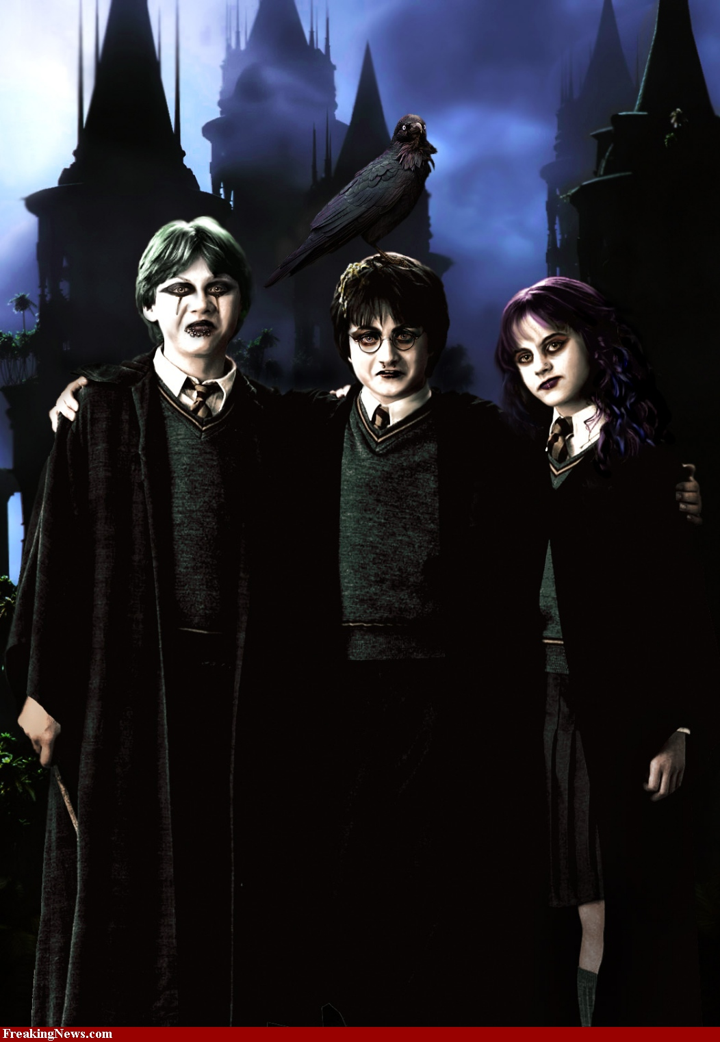 Dessins En Couleurs A Imprimer Harry Potter Numero 20630