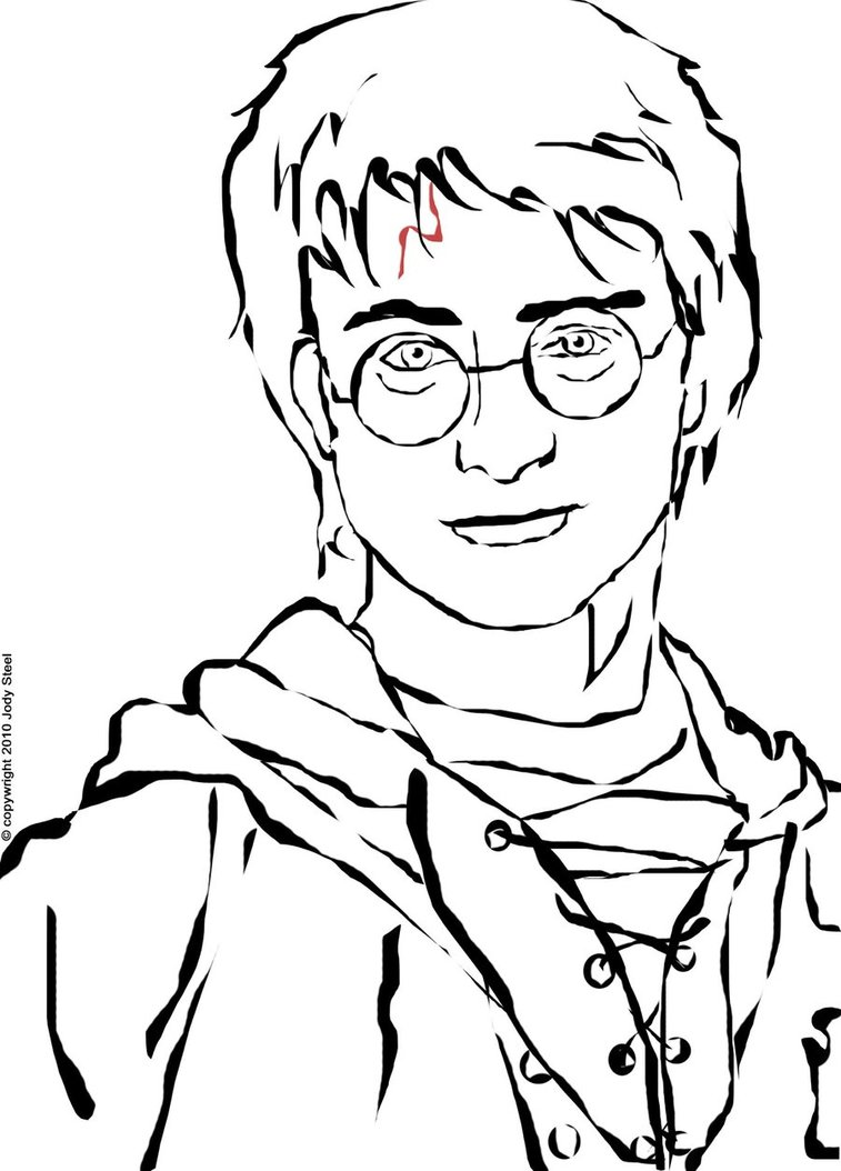 Coloriages à imprimer : Harry Potter, numéro : 61454
