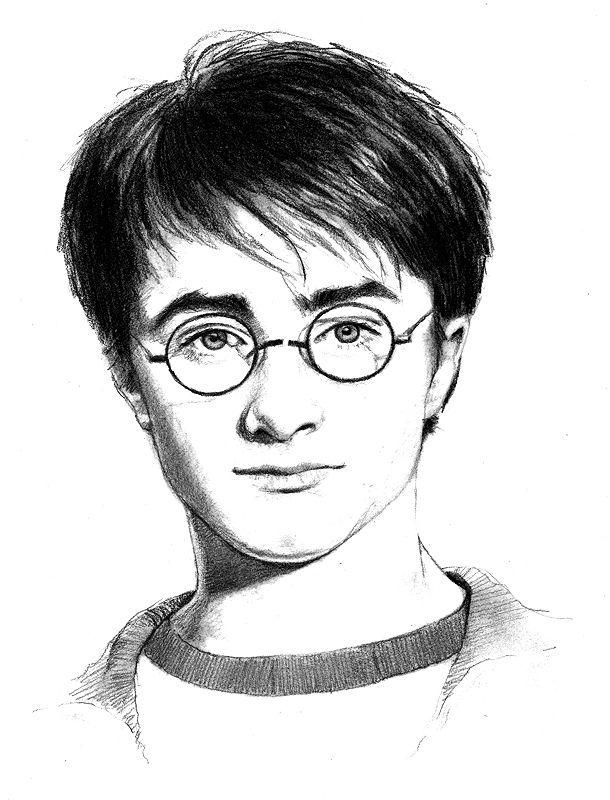 Coloriages A Imprimer Harry Potter Numero 61459