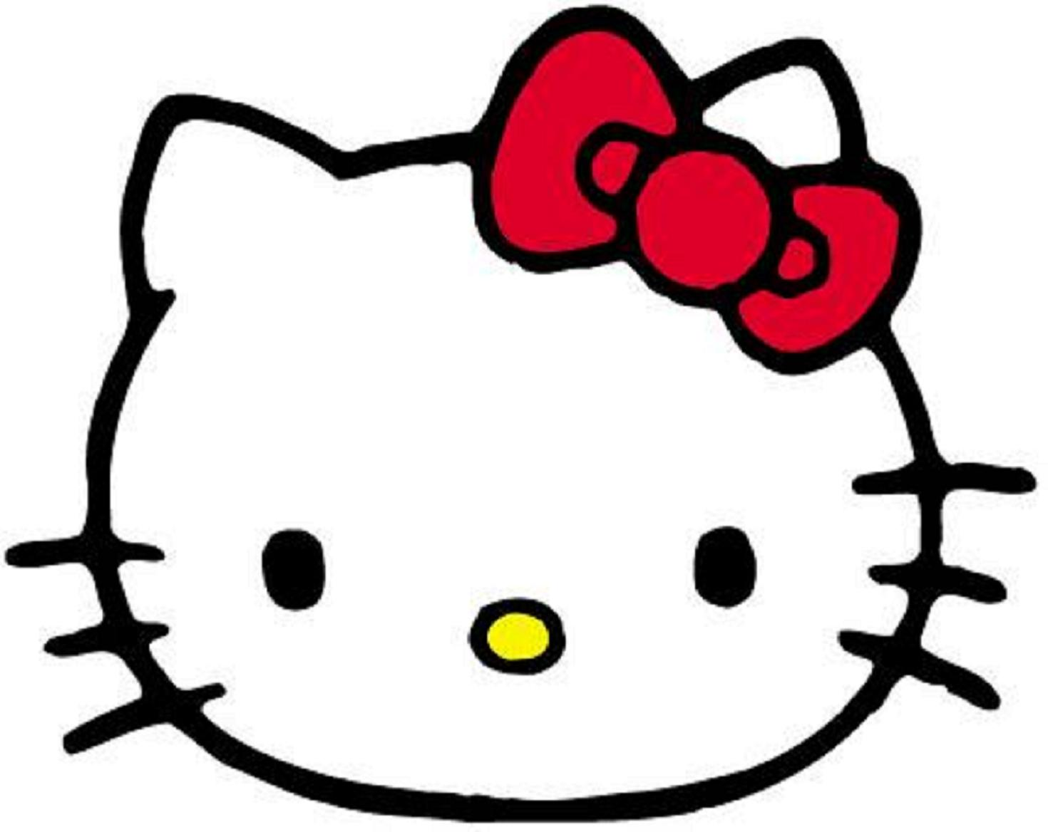 Dessins En Couleurs A Imprimer Hello Kitty Numero 179996