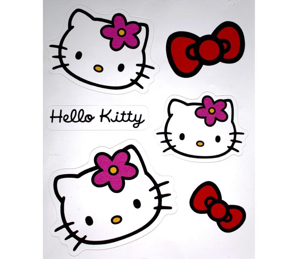 Dessins En Couleurs A Imprimer Hello Kitty Numero 20408