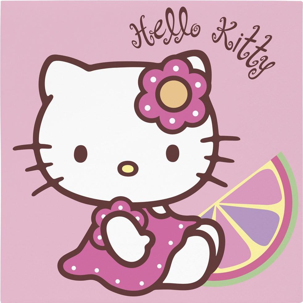 Dessins En Couleurs A Imprimer Hello Kitty Numero 20415
