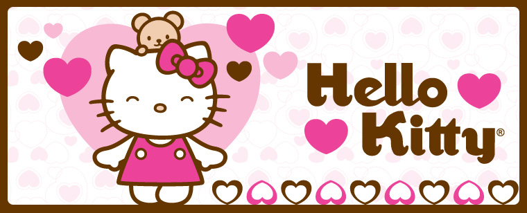 Dessins En Couleurs A Imprimer Hello Kitty Numero 21455