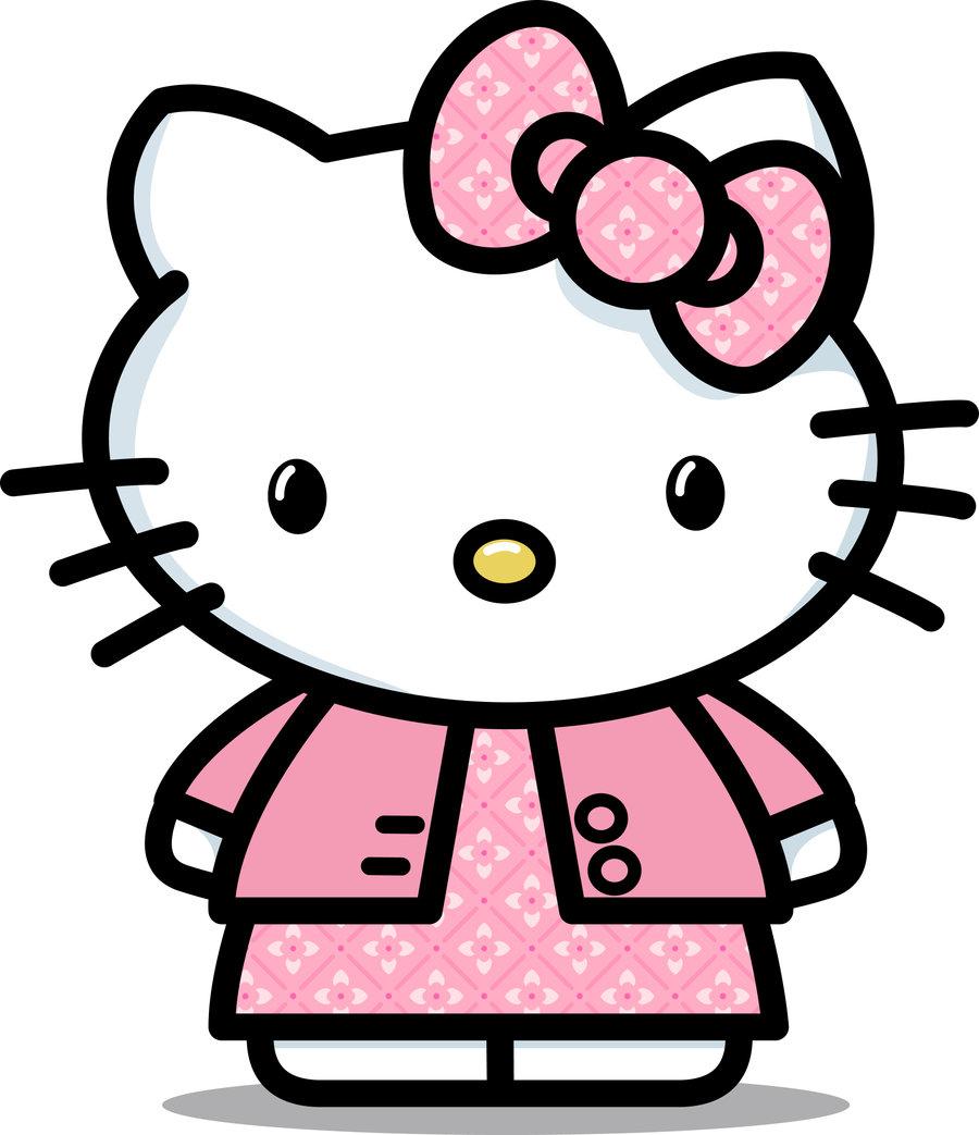 Dessins En Couleurs A Imprimer Hello Kitty Numero 620011