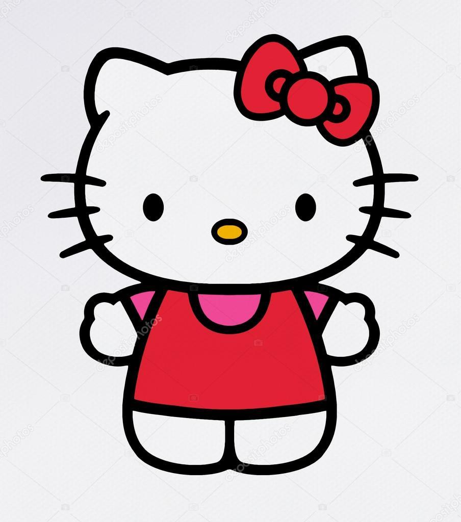 Dessins En Couleurs A Imprimer Hello Kitty Numero 68a263ad