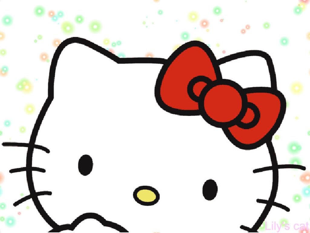 Dessins En Couleurs A Imprimer Hello Kitty Numero 69374